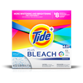 Tide Plus Bleach en polvo