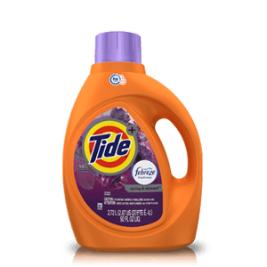 Tide Plus Febreze Freshness High Efficiency Liquid
