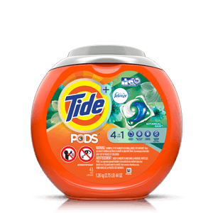 Tide Pods Plus Febreeze Laundry Detergent Pacs