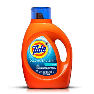 Tide Plus Coldwater Liquid laundry Detergent