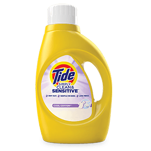 Tide Simply Clean and Sensitive