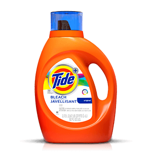 Tide Plus Bleach Alternative líquido