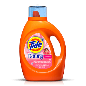 Tide Plus A Touch of Downy líquido