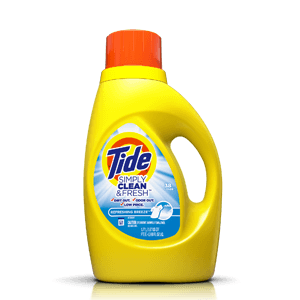 Tide Simply Clean & Fresh líquido