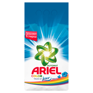 Ariel Touch Of Lenor Fresh Color
