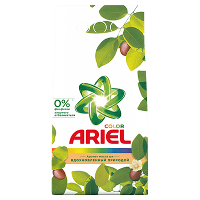 Ariel Powder Shea Butter